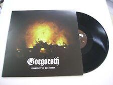 GORGOROTH - INSTINCTUS BESTIALIS - LP BLACK VINYL NEW UNPLAYED 2015