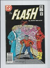 Flash #317 VF/NM (9.0) 1983 RARE Canadian Price Variant!  See High Res Scans!
