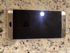 Samsung Galaxy Note5 32 GB - Gold Platinum (Verizon - Unlocked)