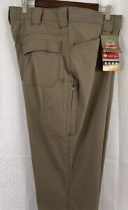 NWT Wrangler Outdoor Series Comfort/Flex Pants 40Wx30L