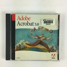 Adobe Acrobat 5.0 Windows The Essential tool for Universal document exchange