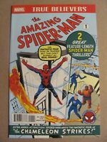 True Believers Amazing Spider-Man #1 Marvel 2017 reprint 9.6 Near Mint+