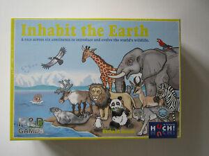 Inhabit the Earth / Bevölkert die Erde - NEU & OVP - HUCH Verlag DEUTSCH