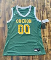 Nike Women's Oregon Ducks Crossover Basketball Jersey Sz. M NEW CQ4356-342