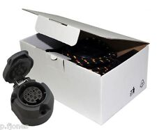 Gancio traino fisso kit elettrico 7poli per IVECO DAILY 1999-2014 35C//50C Pickup