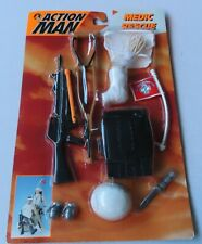 Action Man -  Medic Rescue Set By Hasbro in 1995