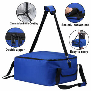 40L Pizza Delivery  42*42*23 Insulated Carry Backpack uber Food Delivery