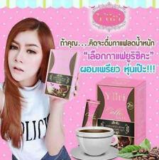 YURI COFFEE GLUTA DIET INSTANT DRINKING WEIGHT LOSS WHITENING
