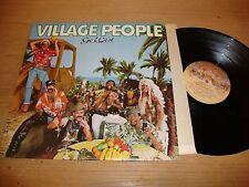 Village People - Go West - LP Record   EX EX