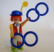 Playmobil malabares figura de payaso