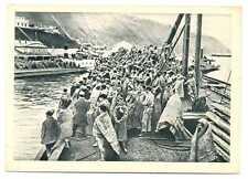 Russian Civil War 1st Entente Campaign Floating Prison Taken f Czechs PC ca 1926
