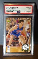 1993 Rex Walters Upper Deck Rookie Standouts #RS16 Basketball Card - PSA 7 NMT