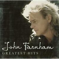 John Farnham Greatest Hits CD NEW