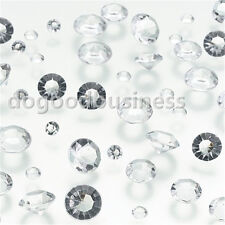 12,000 Mixed Wedding Table Crystals Scatter Decoration Diamond Acrylic Confetti