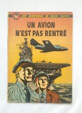 BD - Buck Danny Un avion n'est pas rentré 13 / EO 1954 / HUBINON & CHARLIER