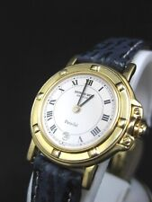 Raymond Weil Parsifal 750 Gold Damenuhr 10810 Quartz Uhr Swiss