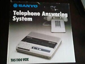Sanyo TAS 1100 VOX Answering System