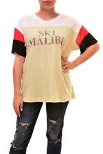 Wildfox Women's Authentic Ski Malibu Pinhole Shirt Multi Size S RRP £76 BCF84