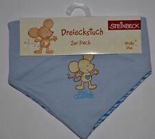 2 x Lillebi Dreieckstuch one size Neu