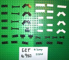 White Black 2 3 End Finger 2880 2433 4275 2452 73983 4531 4625 4315 LEGO 6982