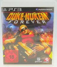 Duke Nukem Forever - Sony Playstation 3 PS3 komplett in OVP sehr gut