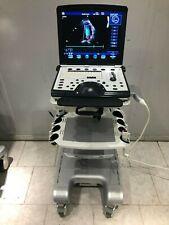 GE Vivid i Ultraschallsystem portable Ultrasound System Probe 3S-RS 2018 Trolley
