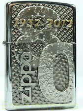Zippo 80 years 1932-2012 80th Commemorative Limited Edition en noble box 2003255