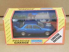 1/43 Paradise Garage / Dinkum Classics  Falcon Super Sedan EF V8  E.T. Blue