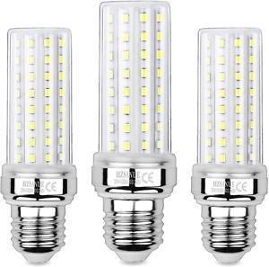 Hzsanue LED Corn Bulbs 20W, 150W Incandescent Bulbs Equivalent, 2000Lm, 6000K of
