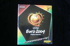 Panini  Euro 2004 komplett mit allen Stickern No Results