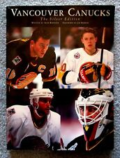 Vancouver Canucks: 25th Anniversary Yearbook 1994 Silver Edition icc1