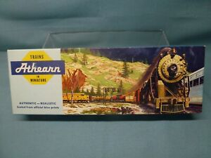ATHEARN 4651 'HO' GP38-2 DUMMY 'GREAT NORTHERN' 707 IN ORANGE+BLACK ~ BOXED