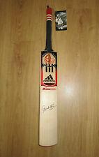 "Sachin Tendulkar hand size full size Adidas ""Master Blaster"" League Cricket Bat"