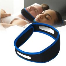 Anti Snore Sleep Apnea Stop Snoring Strap Belt Jaw Solution Chin Support