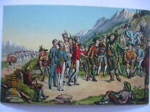 Tirol Österreich Freiheitskampf Andreas Hofer und französischer General 1809
