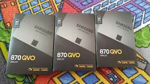 Samsung 870 QVO SATA III 2,5 Zoll SSD 1TB
