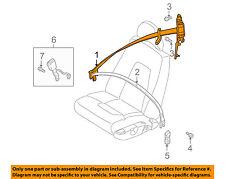 VOLVO OEM 2005 S80 Front Seat-Belt & Buckle Retractor Left 30730840