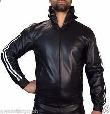 Jacken aus Leder mit M