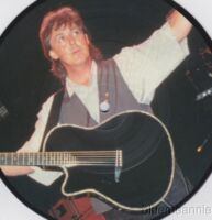 Paul McCartneyl Interview Picture Disc 45 Without Picture Sleeve