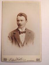 Augsburg - Herr Roman Rascher in Pottendorf oder Pattendorf - um 1900 / KAB