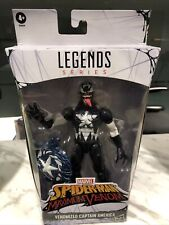 Marvel Legends Venomized Captain America Walmart Exclusive Action Figure