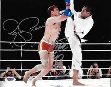 Kazushi Sakuraba Royce Gracie Signed 8x10 Photo PSA/DNA COA Pride FC GP 2000 UFC