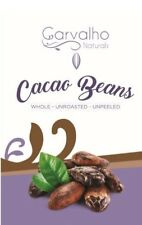 10 lbs Box 100% Natural Whole Cacao Beans - Unpeeled, Unroasted ,Pure Cocoa