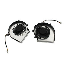 For MSI GE62 Series Laptop CPU Cooling Fans Replacement Right & Left