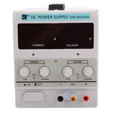 30V 5A US 110V DC Power Supply|Adjustable Precision Variable|Dual LED Digital|CE