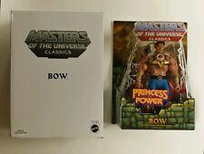 Motu classics Bow Masters of the Universe action figure Mattel