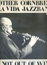 BROTHER CORNBREAD & LA VIDA JAZZBAND i'm not out of wind HOLLAND 1978 EX LP