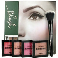 Make Up Set Profusion Blush & Brush Complete Kit Gift Blusher Professional Box