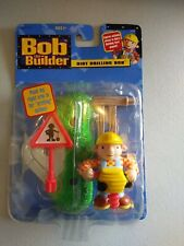 New ListingBob The Builder -Dirt Drilling Bob 2001. Unopened