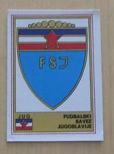 EURO 1976  YOUGOSLAVIE  ECUSSON   VIGNETTE  NEUVE